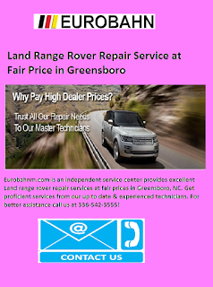 Bmw service near Greensboro NC