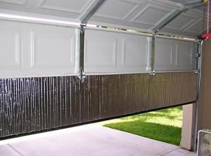 entire garage doors & carpentry